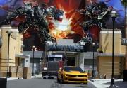 ÒTransformers:  The Ride-3DÓ OPENING
